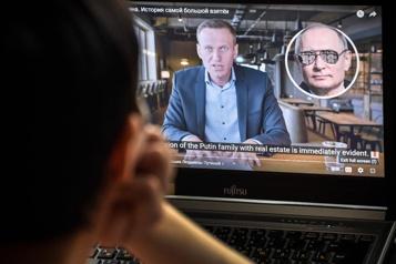 Russie La police arrête des alliés de Navalny avant un week-end de manifestations)