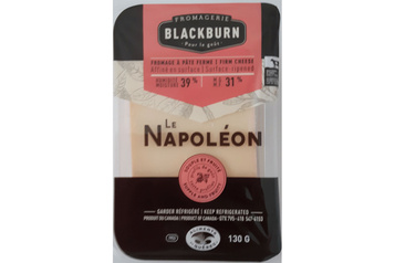 Bactérie Listeria: un fromage visé par un rappel