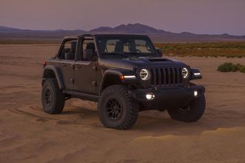 Jeep Un V8 de plus danslagamme Jeep)