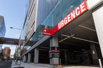 Aucune salle d'urgence ne voit tous les patients qui se présentent)