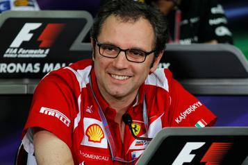Stefano Domenicali, ex-Ferrari, nommé à la tête de la F1)