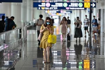 COVID : la Chine exige un test négatif avant toute arrivée)