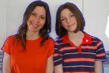 Que faire en famille : cuisiner avec Stéphanie Côté et ses enfants