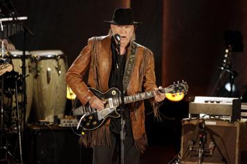 Un nouvel album de Neil Young le 10décembre