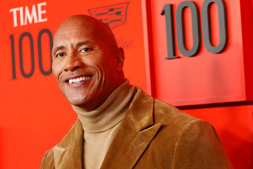 Dwayne « The Rock » Johnson, acteur le mieux payé d'Hollywood)
