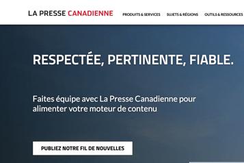 Vote sur un mandat de grève à La Presse Canadienne)