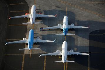 737 MAX: la pression monte sur Boeing, l'action en souffre