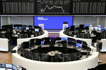 Les Bourses européennes terminent en hausse)
