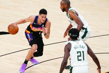 Finale de la NBA Le trio de meneurs des Bucks devra se mettre en marche)