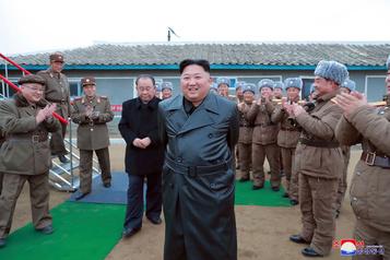 Trump avertit que Kim Jong-un a tout à perdre à se montrer hostile