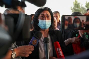 Emprisonnée en Israël Une députée palestinienne libérée)