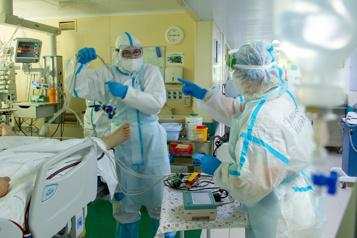 Moscou L'épidémie s'aggrave avec le variant Delta)