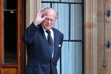 Le prince Philip s'éteint à 99ans)