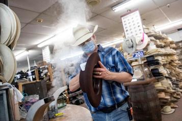 COVID-19 Le Texas lève l'obligation du port du masque, va rouvrir l'économie à 100%)