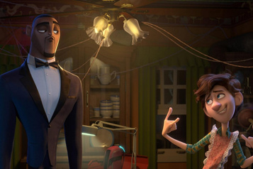 Spies in Disguise : des agents secrets hors normes ★★★½