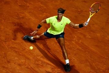 Tournoi de Rome Nadal, Shapovalov, Djokovic, Azarenka et Halep en quarts de finale)