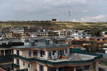 Un séisme de magnitude4,6 frappe Kaboul)