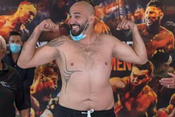 Erkan Teper Le boxeur qui n'aimait pas la boxe)