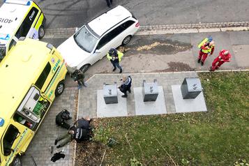 Norvège: un homme fauche des passants à bord d'une ambulance