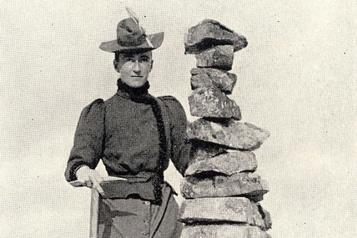 Lizzie Le Blond, alpiniste et cinéaste duXIXesiècle
