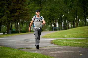 Troubles d'anxiété: 570km de peurs à combattre