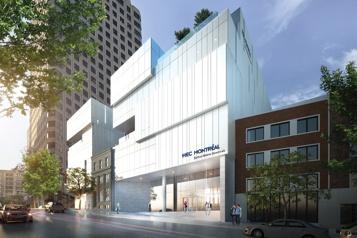 Sept millions pour HEC Montréal)