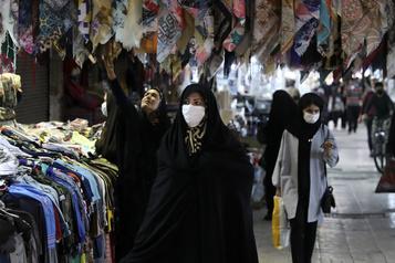 COVID-19: 160 nouveaux morts en Iran, tout près du record)