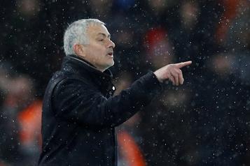 Jose Mourinho nommé entraîneur de Tottenham