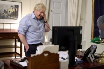 Boris Johnson souhaite un nouvel accord avec les États-Unis)