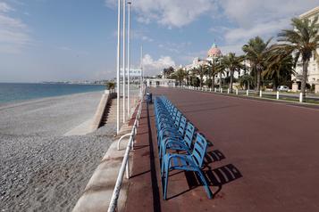 La Promenade des Anglais ferme à Nice