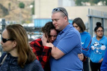 Fusillade dans une école en Californie: deux morts, trois blessés