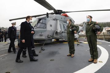 La France va réduire sa présence militaire au Sahel)