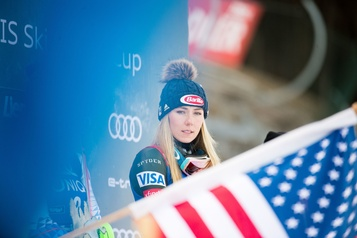 Ski alpin: deux victoires en deux jours pour Mikaela Shiffrin