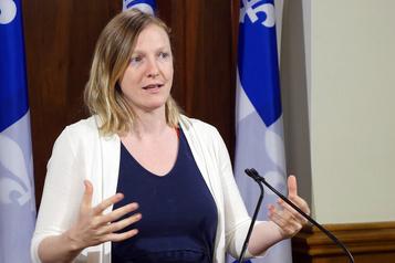 Catherine Dorion propose un plan de 332M$ pour relancer le milieu culturel)
