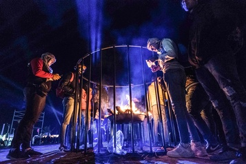 Tunisie: des DJ redonnent vie au tourisme saharien