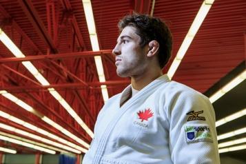 Étienne Briand: judoka et doctorant)