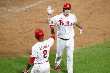 MLB Jay Bruce tentera de mériter un poste avec les Yankees)
