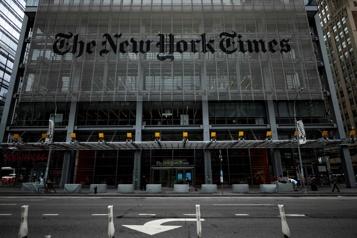 Un éditorialiste du NewYork Times vend un article 560000dollars sous forme numérique)