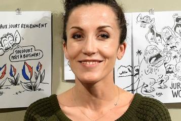Journal Libération Coco, nouvelle dessinatrice attitrée, succède à Willem)