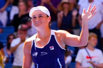 Tournoi d'Indian Wells Ashleigh Barty déclare forfait)