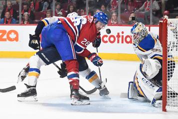 Le Canadien défait les Blues6-3
