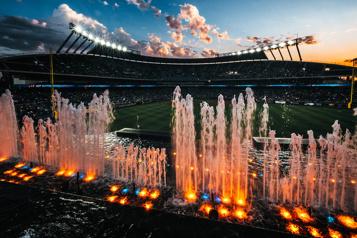 Mauvaise conduite Dans quel stade ou quel aréna aimeriez-vous jouer un match?