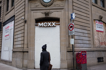 L'ancien local du Mexx de la rue Saint-Denis va renaître
