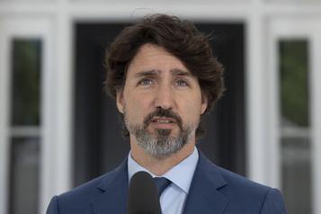 Trudeau: les finissants de 2020, «plus grande génération du XXIe siècle»)