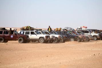 En Libye, un road trip dans le désert pour relancer le tourisme)