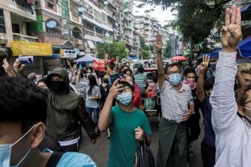 Birmanie Un pays menacé de dislocation)