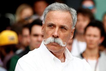 Le patron de la F1 espère de 15 à 18courses cette année