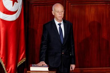 Tunisie Le président Saied évoque une réforme de la Constitution)