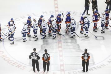 Série Lightning-Islanders Une reprise de la finale de l'Est de 2020)