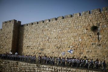 Israël Premier test pour le gouvernement avec une marche de l'extrême droite)